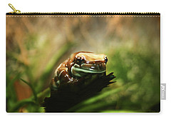 Carry-all Pouch featuring the photograph Content by Anthony Jones