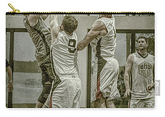 Carry-all Pouch featuring the photograph Contested by Ronald Santini