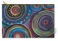 Continuum Carry-all Pouch by Tanielle Childers