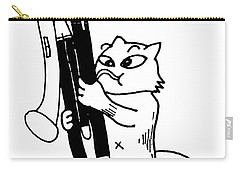 Contra Bassoon Fox Carry-all Pouch