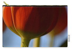 Contrast Carry-all Pouch by Corinne Rhode