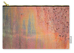 Carry-all Pouch featuring the photograph Contrast With Nature by Jan Amiss Photography