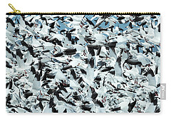 Carry-all Pouch featuring the photograph Controlled Chaos by Everet Regal