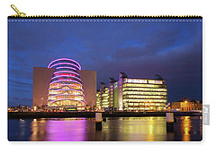 Convention Centre Dublin And Pwc Building In Dublin, Ireland Carry-all Pouch