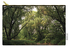 Cook County Forest Preserve No 6 Carry-all Pouch by Kathy McClure