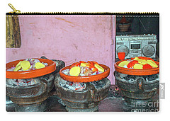 Cooking Tajine On Coal  Carry-all Pouch