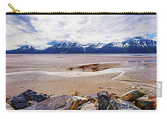 Cooks Inlet In Alaska Carry-all Pouch
