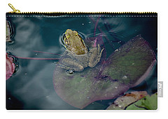 Cool Frog-hot Day Carry-all Pouch