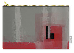 Carry-all Pouch featuring the mixed media Cool Seduction by Eduardo Tavares