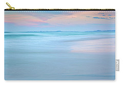 Carry-all Pouch featuring the photograph Cooly In The Distance by Az Jackson