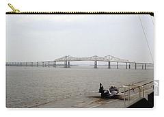 Cooper River Bridges Carry-all Pouch