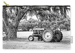 Coosaw - John Deere Parked Carry-all Pouch by Scott Hansen