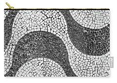 Copacabana Tiles In Rio De Janeiro Carry-all Pouch