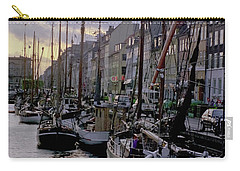 Copenhagen Quay Carry-all Pouch