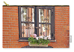 Copenhagen Window Carry-all Pouch by Eva Kaufman