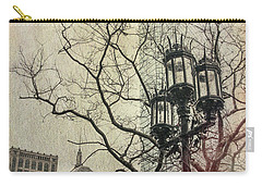 Carry-all Pouch featuring the photograph Copley Square - Boston by Joann Vitali