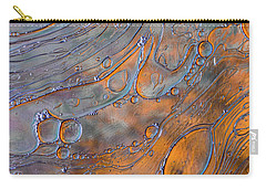 Copper Oil Carry-all Pouch by Bruce Pritchett