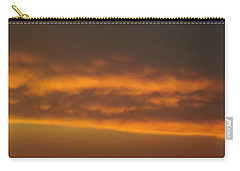 Copper Sky  Ozarks Carry-all Pouch by Don Koester