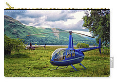 Copter Photographs Carry-All Pouches