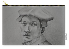 Copy After Michelangelo's Andreas Quaratesi Carry-all Pouch