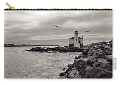 Coquille Lighthouse Oregon  Carry-all Pouch