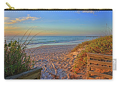 Coquina Beach By H H Photography Of Florida  Carry-all Pouch
