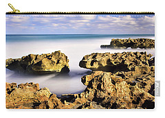 Coral Cove Seascape Carry-all Pouch