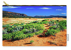 Coral Pink Sand Dunes Carry-all Pouch