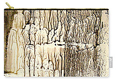 Coral Wall Carry-all Pouch by Nancy Kane Chapman
