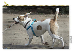 Corby The Dog Carry-all Pouch