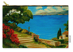 Corfu-greece Carry-all Pouch