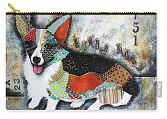Corgi 2 Carry-all Pouch