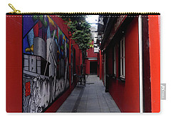 Cork City Alleyway I Carry-all Pouch