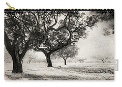 Cork Trees Carry-all Pouch by Celso Bressan