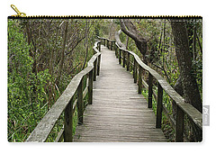 Corkscrew Boardwalk Carry-all Pouch