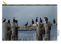 Cormorants Carry-all Pouch