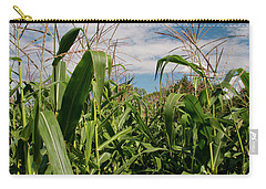 Carry-all Pouch featuring the photograph Corn 2287 by Guy Whiteley