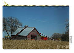 Corn Crib Carry-all Pouch by Yumi Johnson