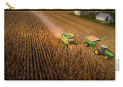 Corn Dust Carry-all Pouch