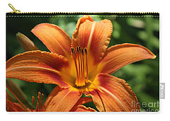 Corn Flower Enchantment   Carry-all Pouch