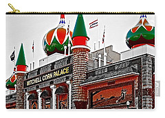 Corn Palace South Dakota Carry-all Pouch