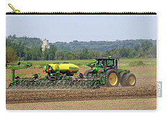 Corn Planting Fremont County Iowa Carry-all Pouch