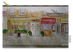 Cornelia Street In Greenwich Village Carry-all Pouch