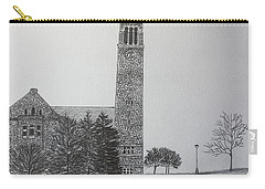 Cornell Clock Tower  Carry-all Pouch