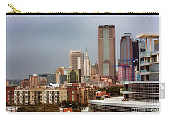 Corner Of Downtown Dallas Carry-all Pouch
