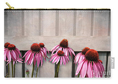 Coneflower Couples Carry-all Pouch