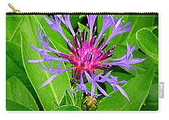 Centaurea Montana Carry-all Pouch