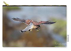 Cornish Kestrel Hunting Carry-all Pouch