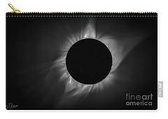 Corona During Total Solar Eclipse Carry-all Pouch