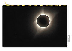 Carry-all Pouch featuring the photograph Corona by Rikk Flohr